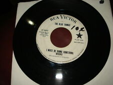 THE BLUE THINGS I MUST BE DOING SOMETHING WRONG/LA DO DA MOD PSYCH GARAGE PROMO