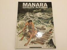L'Odyssée de Giuseppe Bergman (Milo Manara)