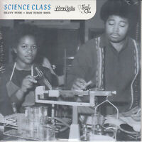 Science Class: Heavy Funk & Raw Disco Soul US 21-trk promo only CD SEALED