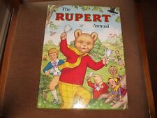2004 Rupert Hardback  The Bear ANNUAL No 68  EXCELLENT SPRINE