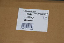AWB Glow-Worm 2000802024 PIASTRE SCAMBIATORE platenwisselaar 24 VR NUOVO TM