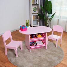 Costway Kindersitzgruppe - Rosa (HW60145)