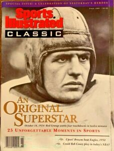 Fall 1991 Sports illustrated Classic magazine