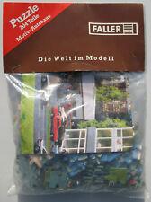 Faller-Puzzle-MERCEDES-BENZ auto casa - 204 PEZZI-NUOVO & OVP