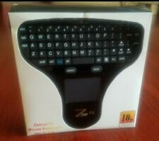 Wireless keyboard and mouse for pc, SmartTV and Android TV Box