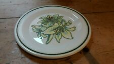 ROYAL WORCESTER  PALISSY ORCHID SIDE PLATE 9 INCHES EXCELLENT
