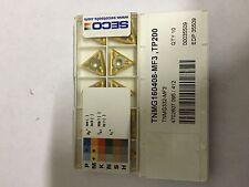 Seco TNMG 160408-MF3 TP200 Wendeplatten Wendeschneidplatten mit Rechnung