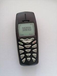 NOKIA 3510  Handy Dummy Attrappe ☆ retro mobile ☆ Selten ☆ Sammler ☆ Vintage
