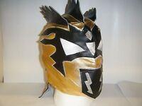 Kalisto Infantil Niños Cabeza Completa Máscara de Lucha New Disfraz Cosplay WWE