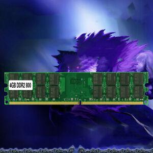 1Pcs Desktop Memory RAM SO-DIMM PC2-6400 DDR2 800MHz 240PIN 1GB/2BG/4GB for AMD