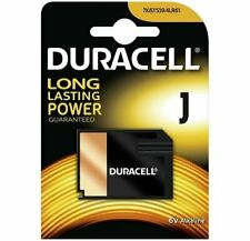 Duracell J Type 4LR61 6V Alkaline Battery