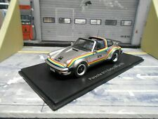 PORSCHE 911 930 Turbo Targa BB B&B Filmauto Buchmann Car Napping NEO Resin 1:43