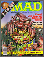 AUSTRALIAN MAD MAGAZINE COMIC SUPER SPECIAL # 99 1996 Vintage RARE