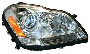 Mercedes-Benz GL450 Hella Front Right Headlight 263400361 1648203661