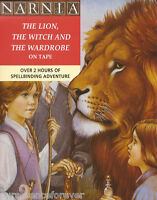 NARNIA: THE LION, THE WITCH AND THE WARDROBE - C S Lewis (Cassette Audio Book)