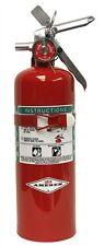 5LB HALON 1211 FIRE EXTINGUISHER w/ VEHICLE BRACKET B355T