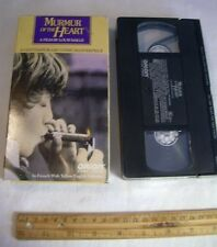 Murmur of the Heart VHS French Boy + His Excentric Paris Family Awakening 1954