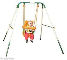 Portable Baby Toddler Child Indoor Outdoor Swing Set