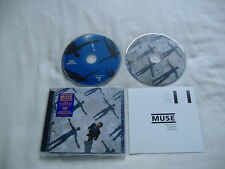 MUSE ABSOLUTION CD & DVD LIMITED EDITION MISPRINTED VERSION VERY GOOD RARE