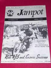 JAMPOT - AJS & MATCHLESS - April 1992 #470