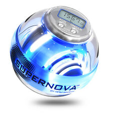 Powerball Supernova Classic - White and Blue Lights Neon