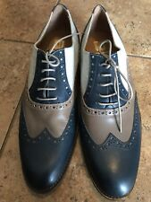 Bruno Magli Mens Size 11M Alvar Wingtip Oxfords -New Retail $495