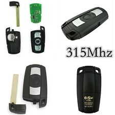 315Mhz Car Key Fob Replacement Smart Remote Control For BMW 1/3/5/6/7 Series