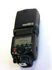 Canon Speedlite 580EX II Shoe Mount Flash w/ Original Pouch/Case, Fast Free Ship