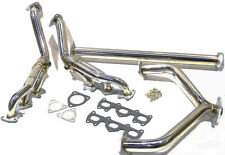 OBX Stainless Steel Header For 1991 92 93 94 1995 Acura Legend V6 3.2L C31A