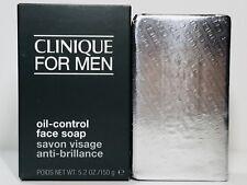 Clinique For Men OIL CONTROL Face Soap 5.2oz/150g New In Box