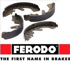 Ferodo Brake Shoes Set Rear For Suzuki Grand Vitara II 05- , FSB4034