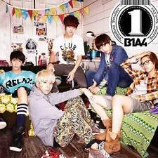 B1A4 1ST JAPAN ALBUM (1st vol. 1) 일본 정규 앨범 1집 - 1