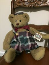Ganz Cottage Collectibles Jointed Bear ~ DUMPLING~ by Artist Lorraine Chien