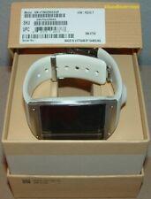 Samsung Galaxy Gear SM-V700 White Stainless Steel Smart Watch Brand New