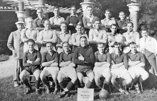 Photo  Football équipe de France coupe du monde 1938