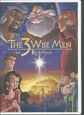 The 3 Wise Men Christmas Childrens DVD 2005 NEW