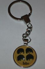 The Beatles Hard Day's Night Key Chain Metal