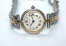 Cartier Panthere Vendome 18k Gold & Steel Quartz Ladies Watch, 1057920