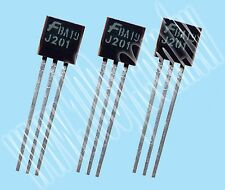 TOS J201 TO-92 HIGH GAIN N-CHANNEL JFET