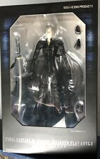 Final Fantasy VII Advent Children KADAJ Action Figure SQUARE ENIX Play Arts 7
