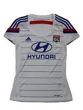Adidas Olympique Lyon  Damen Trikot Jersey Gr.M (40)