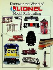 Discover the World of Lionel Model Railroading Booklet 1993