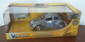 Jada 1:24 20th Anniversary V Dubs 1959 Volkswagen Beetle Model Car 31083