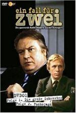 """EIN FALL FÜR ZWEI """"DVD 1: GROßE SCHWESTER/...""""DVD NEU"""