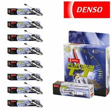 8 - Denso Platinum TT Spark Plugs 1996-1999 Chevrolet C1500 5.0L 5.7L V8