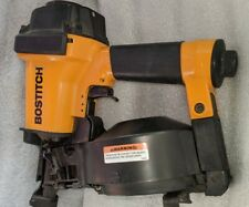 BOSTITCH RN45B-1 Air Coil Roofing Nailer Pneumatic Power Roof Nailing