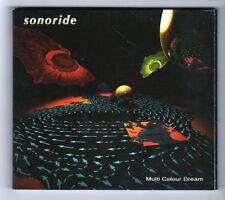 (GZ398) Sonoride, Multi Colour Dream - 2009 CD