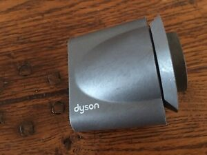 Dyson Supersonic hairdryer nozzle attachment  thick fatter styling concentrator