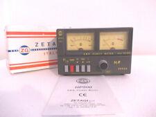 Power Meter HP 500 SWR  Zetagi