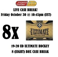 19-20 UD ULTIMATE 8 (EIGHT) BOX CASE BREAK #1991 - Chicago Blackhawks